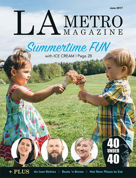 Lewiston Auburn - LA Metro Magazine - June 2017