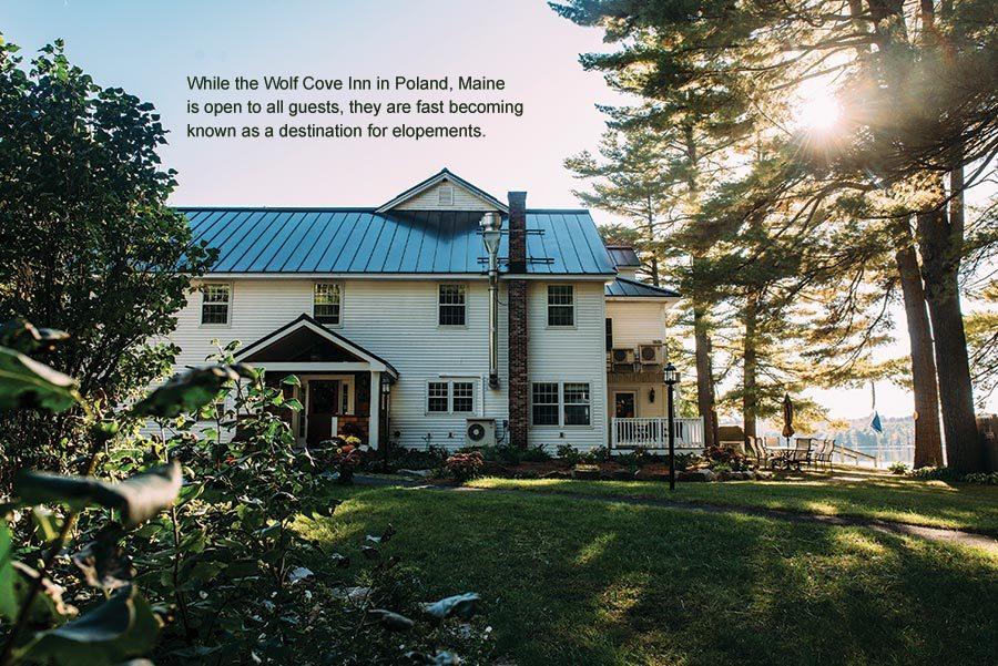 Wolf Cove Inn, Poland Maine