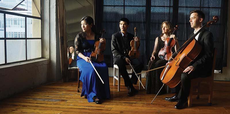 Olin Arts Center - Concert on the Quad