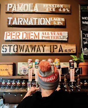 Baxter Brewing Company - LA Metro Mag
