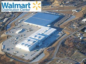Walmart Distribution Center Lewiston Maine