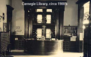 Carnegie Library circa 1900's