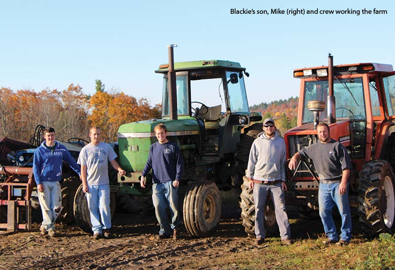 Blackie's Farm Workers - LA Metro Story Image