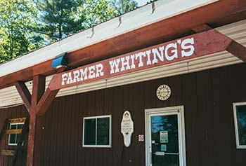 Farmer Whiting's Farm Stand