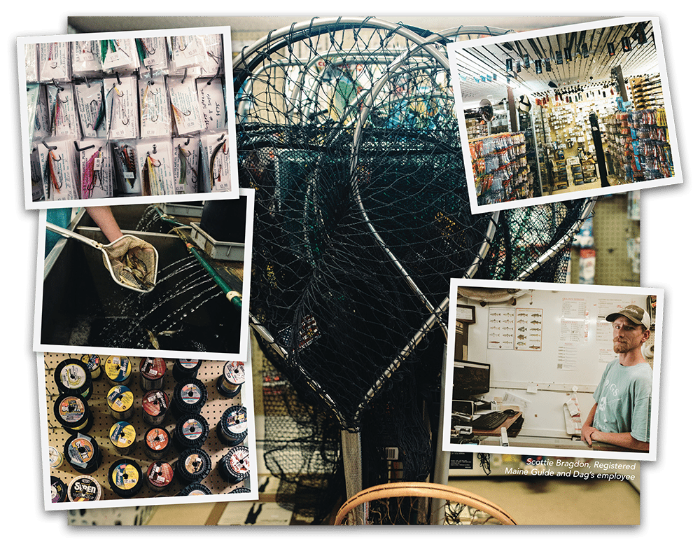 Dag's Bait and Tackle Shop, Auburn Maine - LA Metro Magazine Story