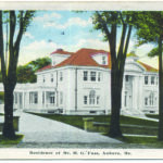 The Horatio and Ella Foss Mansion – Celebrating 100 Years