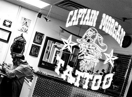 Captain Morgan Tattooz - LA Metro Magazine