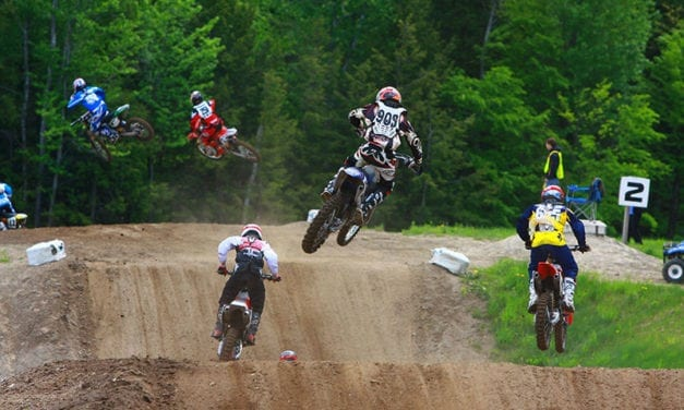 Full Throttle at Hemond's MX and Offroad Park