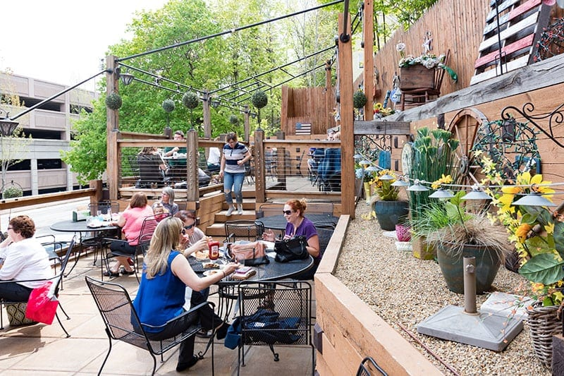 Outdoor Cafes of Lewiston-Auburn