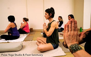 Poise Yoga Studio and Foot Sanctuary Lewiston Maine