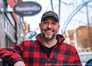 Sinsemilla Owner Ryan Richards - Cultivating An Experience Story