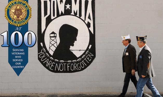 The American Legion at 100