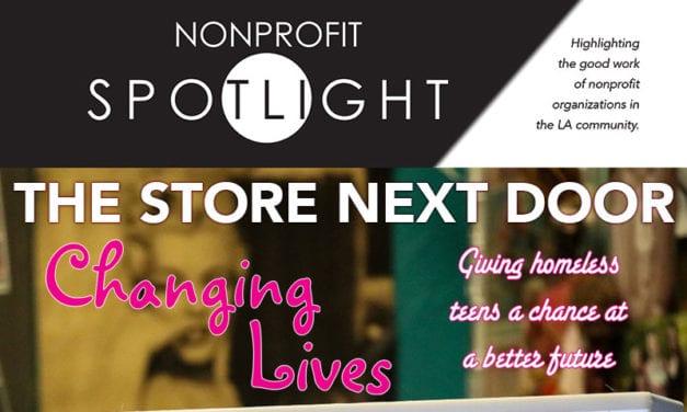 The Store Next Door – Giving Homeless Teens A Chance