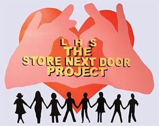 The Store Next Door Project in Lewiston Maine