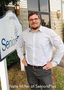 Nate Miller of SeniorsPlus