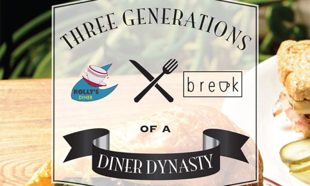 Three Generations of a Diner Dynasty – Rolly's Diner / Break