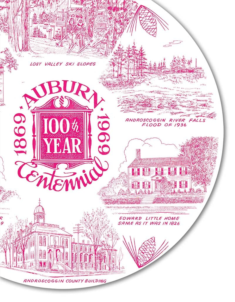 Auburn Maine Centennial