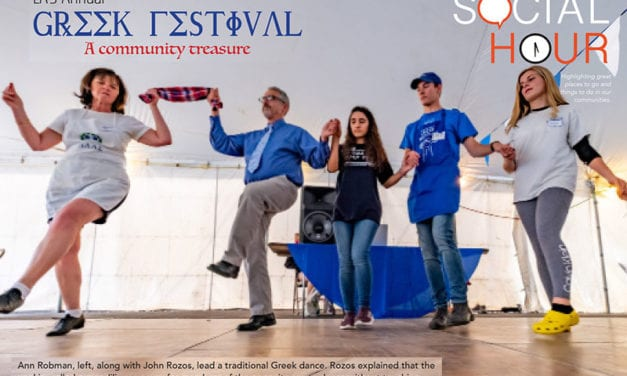 Social Hour – LA's Greek Festival – A Community Treasure